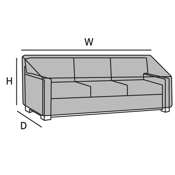 how to measure for sofa covers loveseat covers coverstore rh the cover store com how to measure a sofa for a cover how to measure a sofa for a slipcover