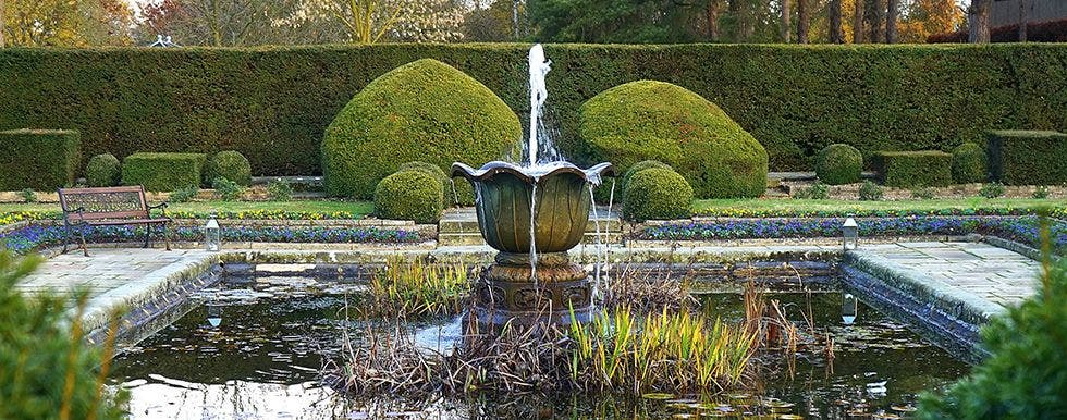 How to Winterize Outdoor Fountains