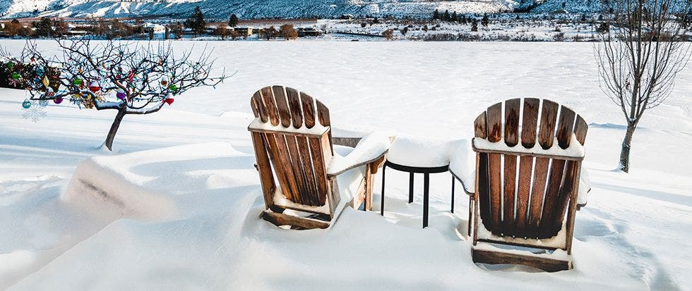 How To Winterize Patio Furniture