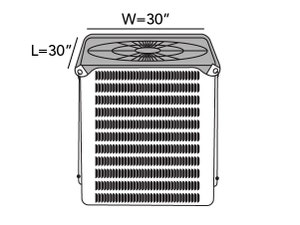 air-conditioning-armor-top-cover-line-drawing-877