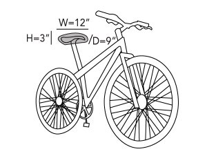 bicycle-seat-cover-line-drawing-759