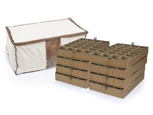 Canvas Storage Bag - Up To 192 Short Compartments