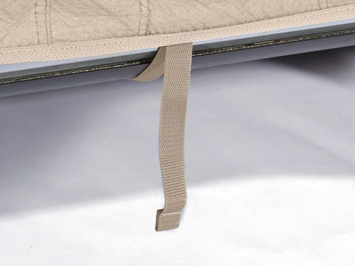 Car Middle Buckle Strap