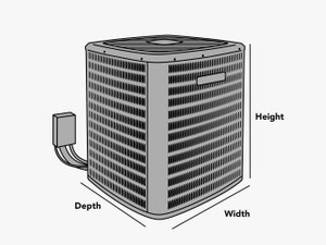 custom-size-air-conditioner-cover-line-drawing