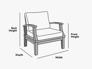 custom-size-chair-cover-line-drawing