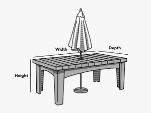 custom-size-rectangular-square-dining-table-with-umbrella-hole-cover-line-drawing