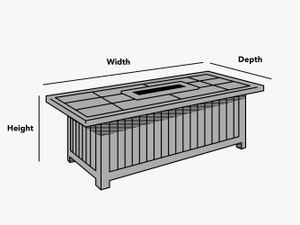 custom-size-rectangular-square-fire-pit-cover-line-drawing