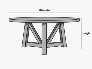 custom-size-round-dining-table-cover-line-drawing