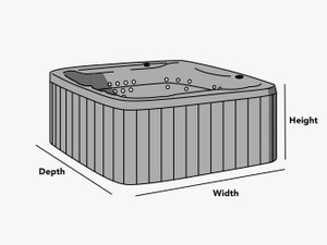 custom-size-square-rectangular-hot-tub-cover-line-drawing