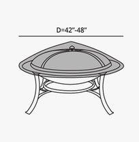 default_round-firepit-top-cover-line-drawing-f51