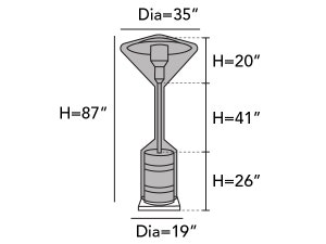 fitted-patio-heater-cover-line-drawing-732