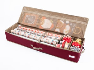 Deluxe Gift Wrap Storage Bag