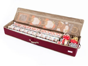 X-Long Deluxe Gift Wrap Storage Bag