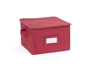 Zip-Top Storage Box
