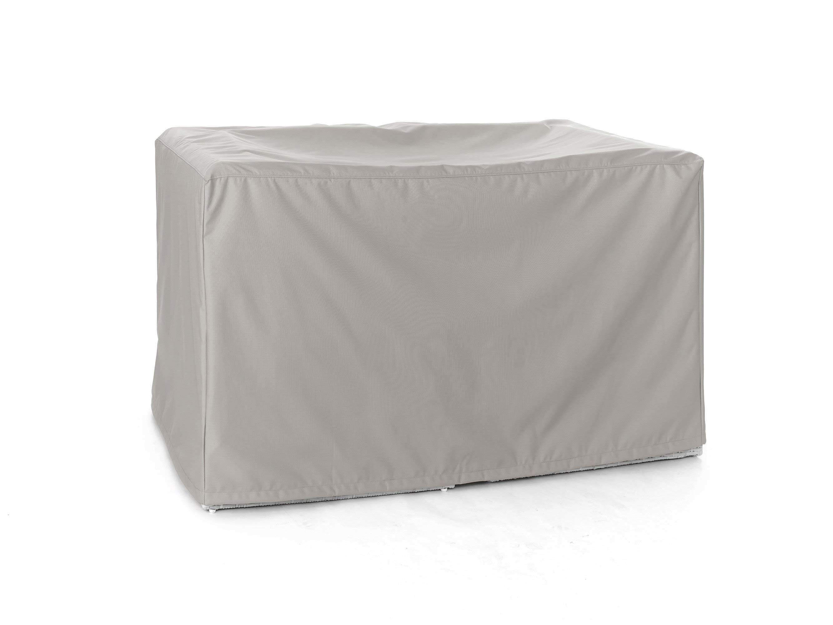 Charcoal Covermates – Modular Sectional Club Chair Cover – 34W x 34D x 30H – Elite Collection – 3 YR Warranty – Year Around Protection