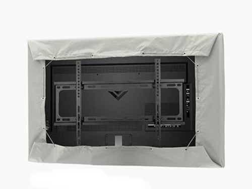 22-25 Inch Screen Size: Outdoor Half TV Cover
