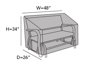 outdoor-patio-glider-covers-line-drawing-q07
