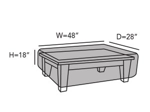 rectangular-accent-table-cover-line-drawing-k13