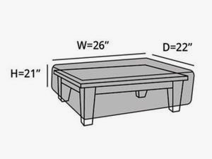 rectangular-accent-table-cover-line-drawing-k03