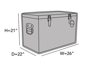 rectangular-ice-chest-cover-line-drawing-b72