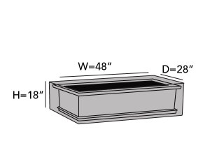 rectangular-outdoor-firepit-cover-line-drawing-713