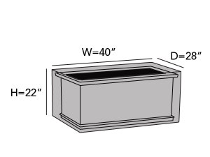 rectangular-outdoor-firepit-cover-line-drawing-719