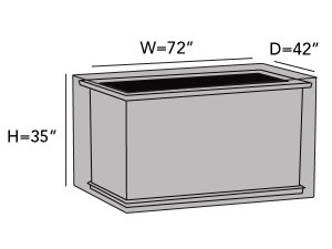 rectangular-outdoor-firepit-cover-line-drawing-f44