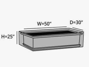 rectangular-outdoor-firepit-cover-line-drawing-ff5