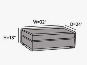 rectangular-outdoor-ottoman-cover-line-drawing-d17