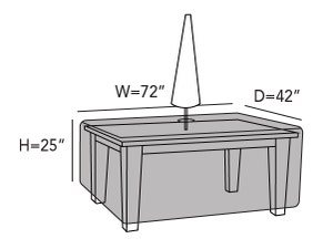 rectangular-patio-table-cover-hole-line-drawing-403