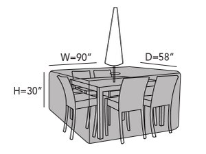 rectangular-patio-table-set-cover-hole-line-drawing-428
