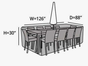 rectangular-patio-table-set-cover-hole-line-drawing-432