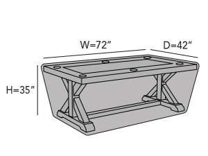 rectangular-poker-table-cover-line-drawing-g26