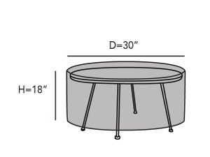 round-accent-table-cover-line-drawing-k28