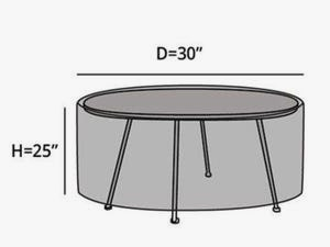 round-accent-table-cover-line-drawing-k25