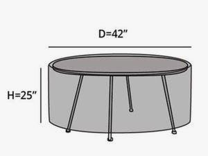 round-accent-table-cover-line-drawing-k49