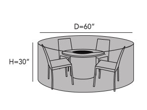 round-firepit-chair-set-line-drawing-f61