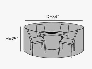 round-firepit-chair-set-line-drawing-f60