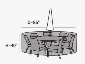 round-patio-table-set-cover-hole-line-drawing-422
