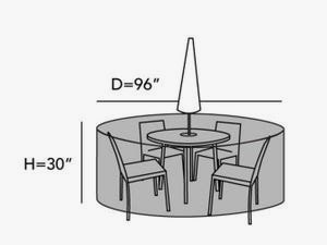 round-patio-table-set-cover-hole-line-drawing-462