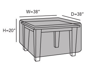 square-accent-table-cover-line-drawing-k15
