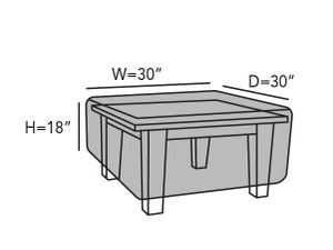 square-accent-table-cover-line-drawing-k23