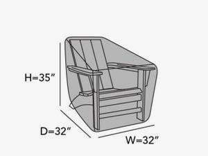 square-adirondack-chair-cover-line-drawing-k22