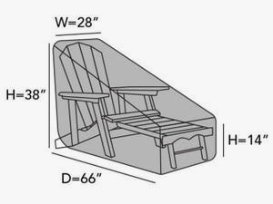 square-adirondack-chaise-lounge-cover-line-drawing-k18