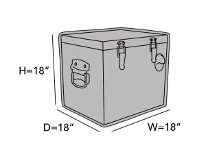 square-ice-chest-cover-line-drawing-b70
