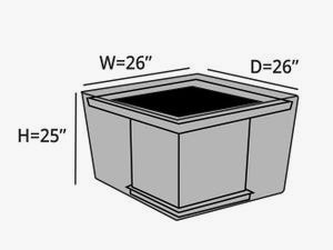 square-outdoor-firepit-cover-line-drawing-f40
