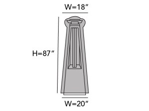 square-patio-heater-cover-line-drawing-731