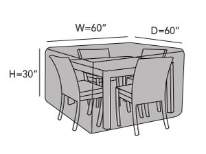 square-patio-table-set-cover-line-drawing-t39