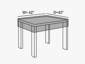 square-table-top-cover-line-drawing-455
