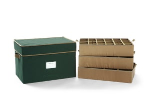 19 Inch Storage Box - 36-72 Adjustable Compartments